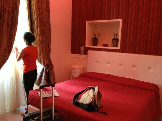 Hotel La Casa di Morfeo: the room