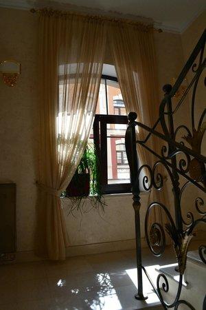 Podol Plaza: Hotel inside