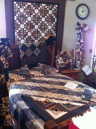 Quilter's Nine Patch Quilt Shop : Civil War Fabrics