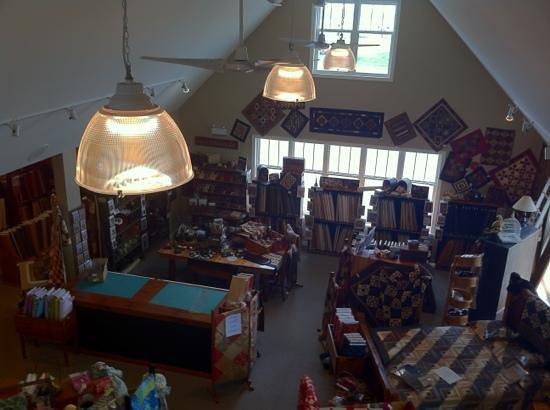 Quilter's Nine Patch Quilt Shop : Elmira Ontario Quilt Shop