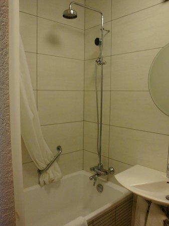 Hotel Reynihlid: Ducha suficiente