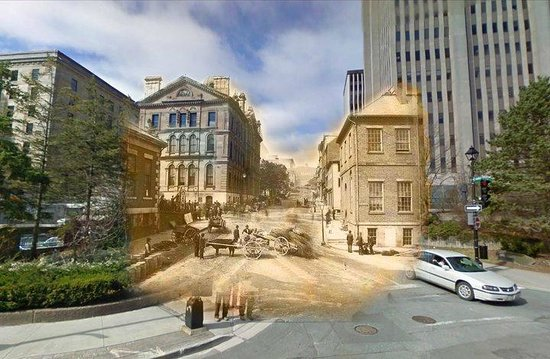 Halifax Titanic Historical Tours: Halifax Now and Then