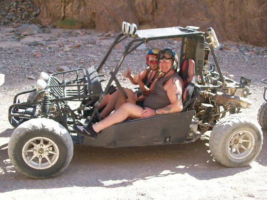 Canyon Motor Safaris : Mad Max here we come