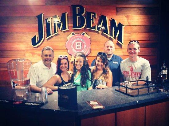 Mint Julep Tours: Jim Beam Distillery