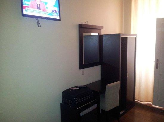Hotel do Norte: quarto