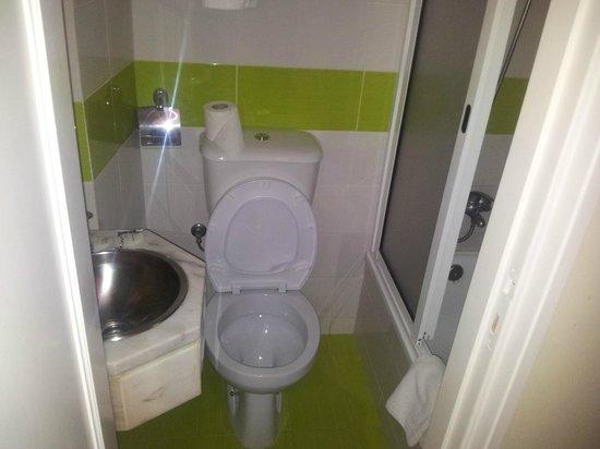 Hotel do Norte: wc