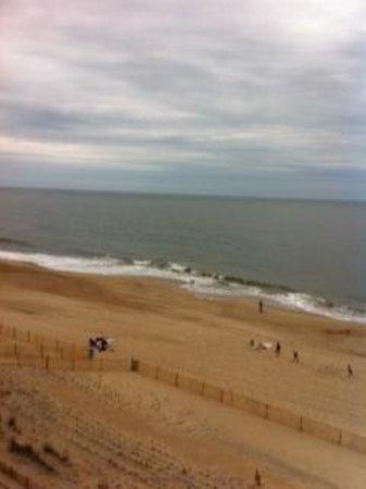Henlopen Hotel : Beach View