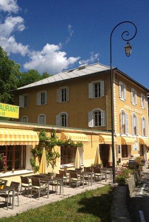 Hotel La Valliere du Mercantour