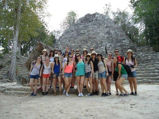 Tierras Mayas: Coba
