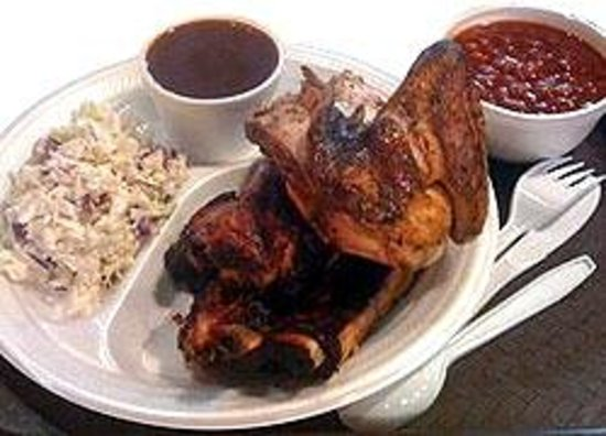 Cedar River Smoke House Barbecue: Try Our Chicken!