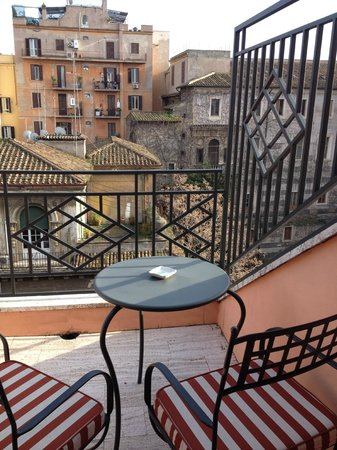 FH Grand Hotel Palatino: a perfect place to spend the evening