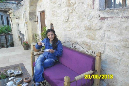 Lamihan Hotel Cappadocia : Salonn