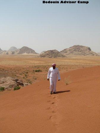 Wadi Rum Discovery : Sand