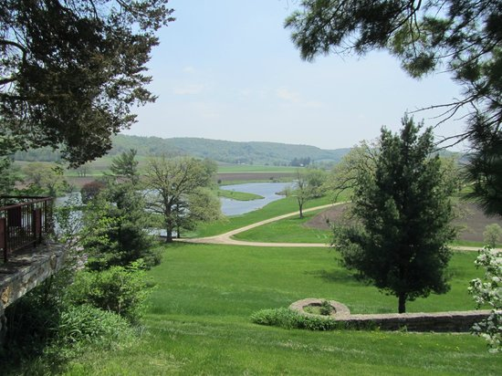 Taliesin Preservation : Area of Spring Green, WI surrounding Taliesin