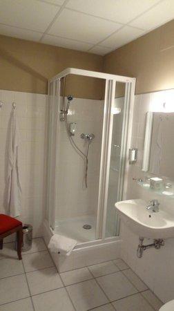 Tea Vienna City Hotel: Bathroom