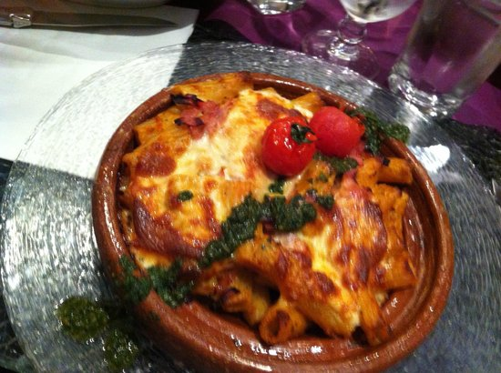 Plat Italien Super Bon Picture Of Marlone Cafe Nice