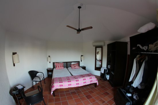 Langley Resort Hotel Fort Royal Guadeloupe : chambre bungalow