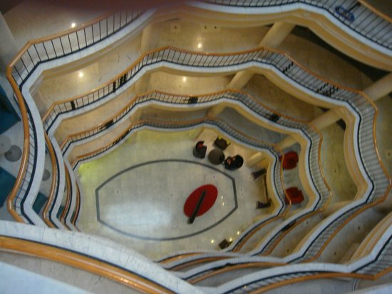 Hotel Alfonso V: Vista  desde 6 piso