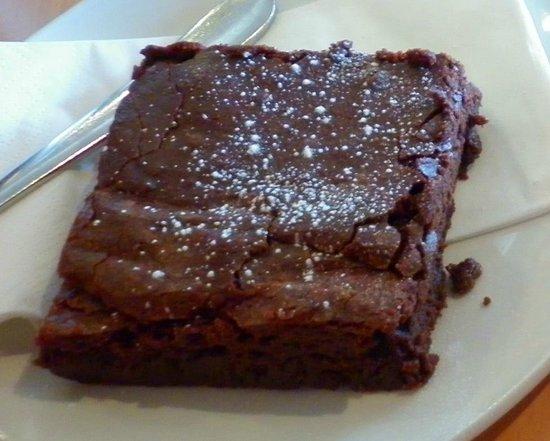 Onshore Restaurant : Wonderful brownie