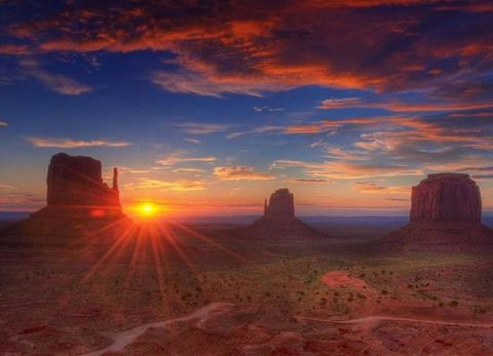 Goulding's Lodge & Campground: Monument Valley
