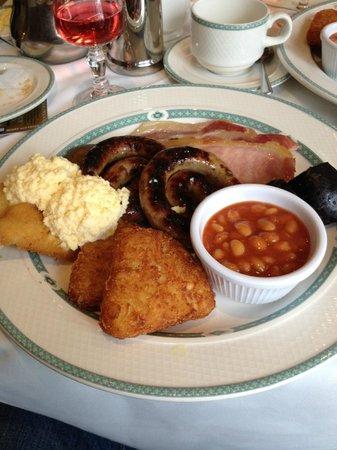 Ambleside Salutation Hotel, BW Premier Collection: Salutation Large Breakfast