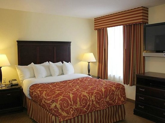 Bowling Green Extended Stay Hotel: Queen Suite