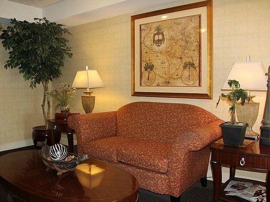 Bowling Green Extended Stay Hotel: Lobby