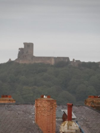 The Crown Spa Hotel: VIEW FROM OUR ROOM