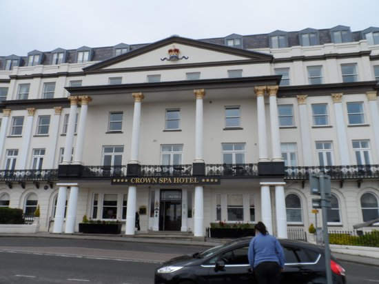 The Crown Spa Hotel: THE CROWN