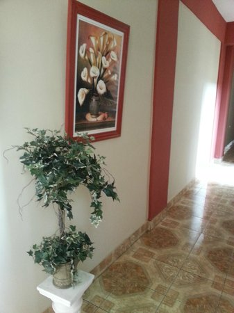 Hotel Andalucia: PASILLOS