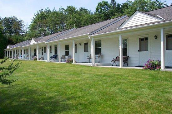 Ducktrap Motel: Motel