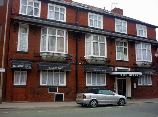 Belgrave Hotel, Chester