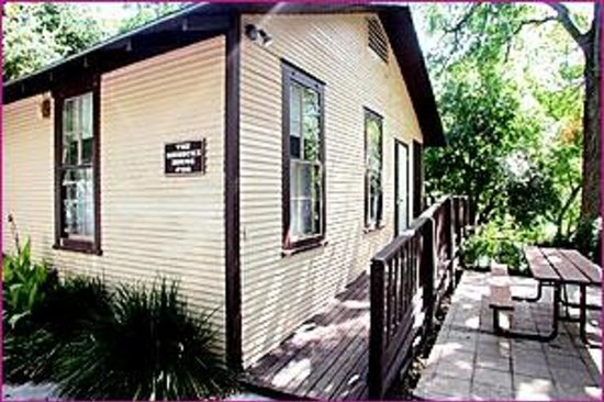 The Other Place : Giesecke House