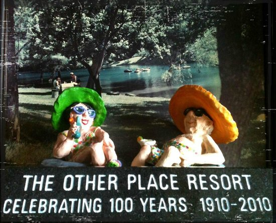The Other Place: Celebrating over 100 years!