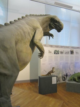 Lower Saxony State Museum (Niedersachsisches Landesmuseum Hannover) : Dino Hall