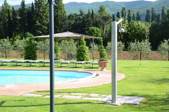 Agriturismo I Pagliai: Swimming pool @ Agrirurismo I Pagliai