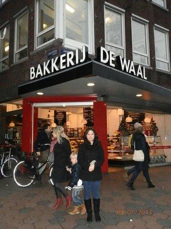 Photo of Modern European Restaurant Bakkerij de Waal at Damrak 84, Amsterdam 1012 LN, Netherlands