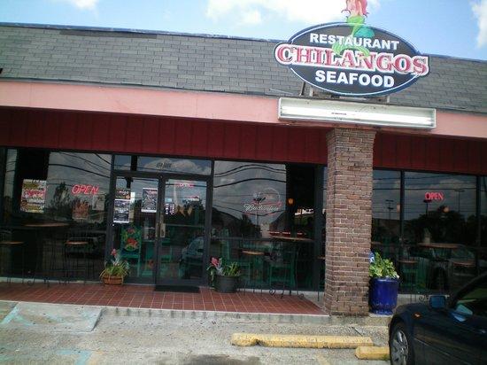 Chilangos Mexican Seafood Restaurant Exterior