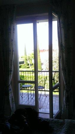 Hotel Clodia : Balcony