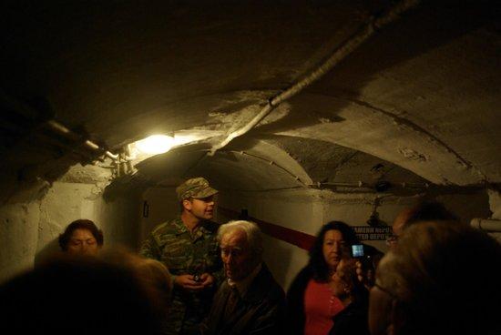 Serres, Grèce : Escorted visit underground