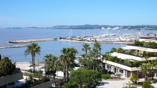 Holiday Inn Nice - Saint Laurent Du Var : View from room 522