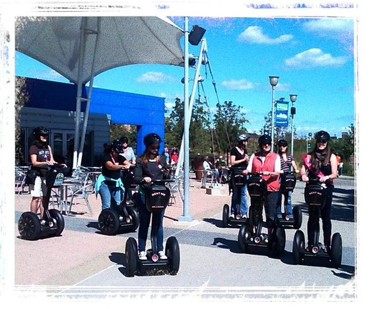 Detroit Segways Tour & Rentals