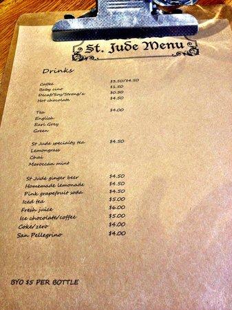 St Judes Cafe