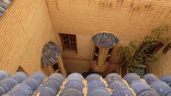Riad & Spa Esprit du Maroc: patios