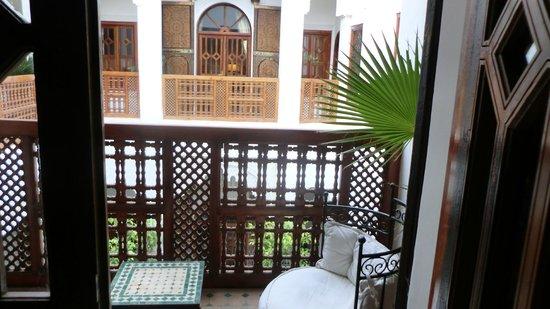 Riad & Spa Esprit du Maroc: espace privé chambre