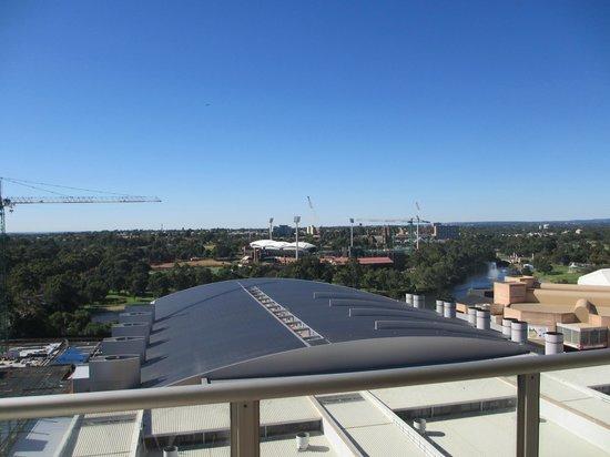 La Loft Apartments North Terrace: the middling view