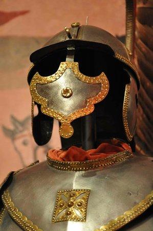 National Museum : Armour