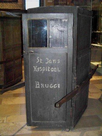 Sint-Janshospitaal : musée de l'hopital st jean