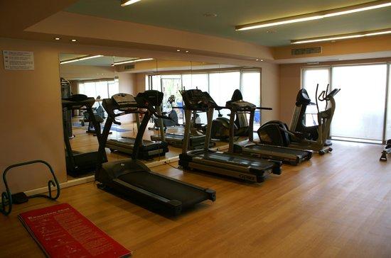 Kontokali Bay Resort and Spa : salle de sport