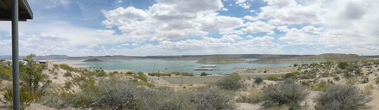 Elephant Butte Lake State Park: Elephant Butte Panorama